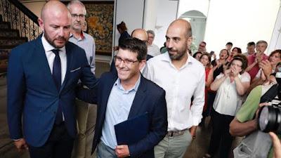 PSOE, Podemos, Compromís, valencia, corrupción,