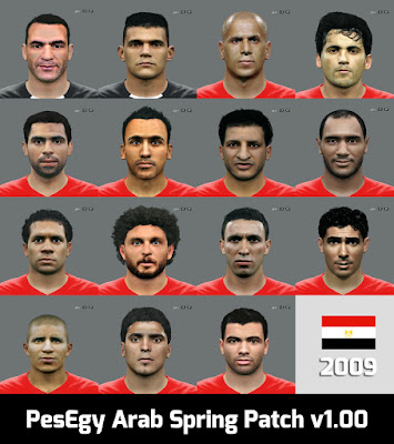 PES 2016 PESEGY Arab Spring Patch