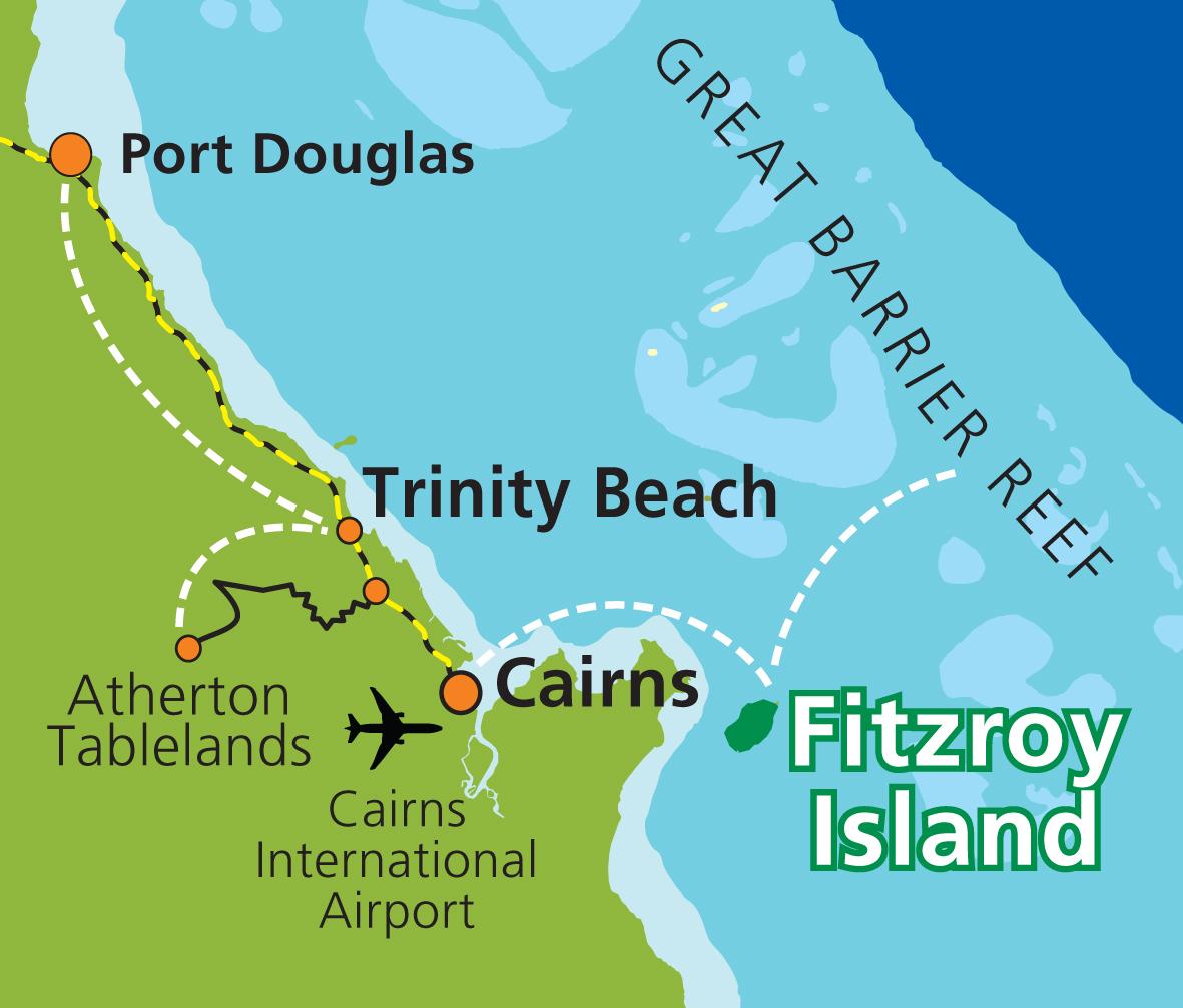 Fitzroy Island: BlondeDownUnder Czyli Blondynka Na Antypodach: I Just Love