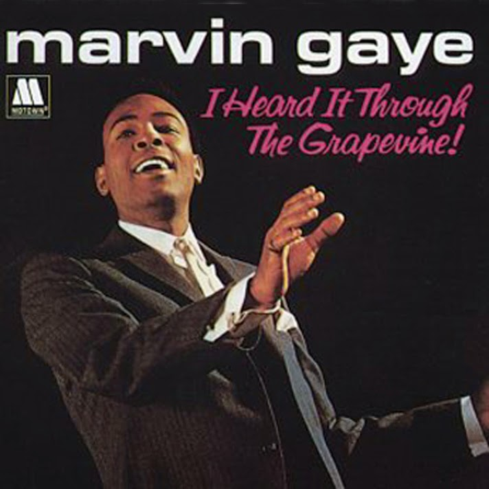 Marvin Gaye - I Heard It Through the Grapevine | Ses Rêveries
