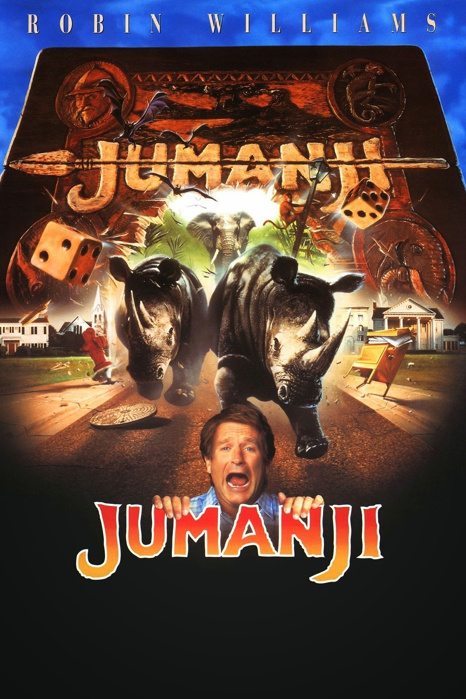 Jumanji Posters 1995 Tiwula