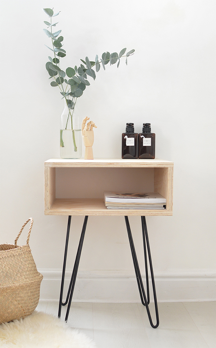 5 diy to try modern nightstands ohoh blog