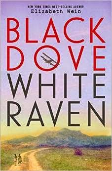 Black Dove White Raven Elizabeth Wein cover