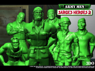 Cheat Army Men: Sarge's Heroes 2 PS2