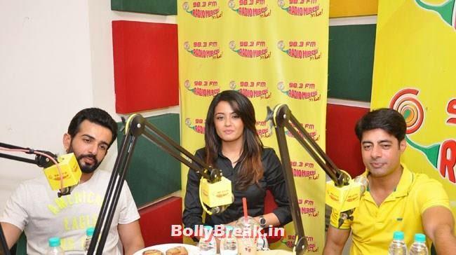 Jay Bhanushali, Surveen Chawla and Sushant Singh