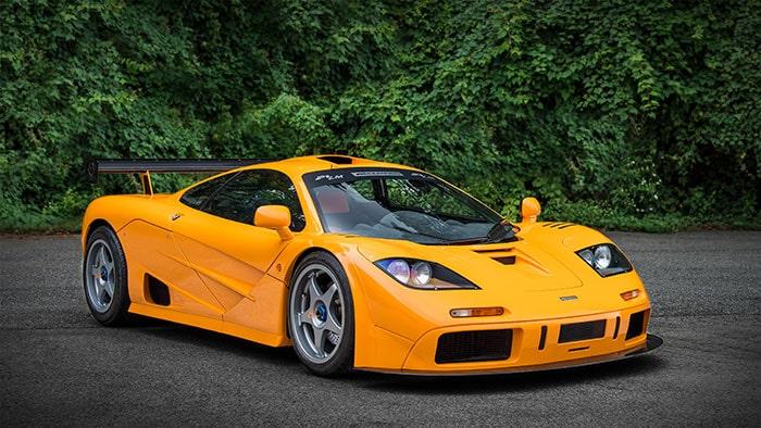 Топ 10 быстрых машин в мире