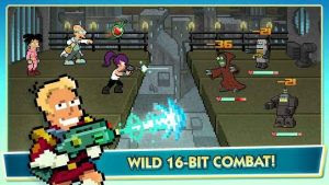 Game Futurama Worlds of Tomorrow Android