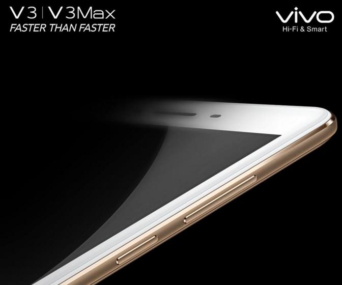 Vivo Mobile V3, Vivo Mobile V3 Max