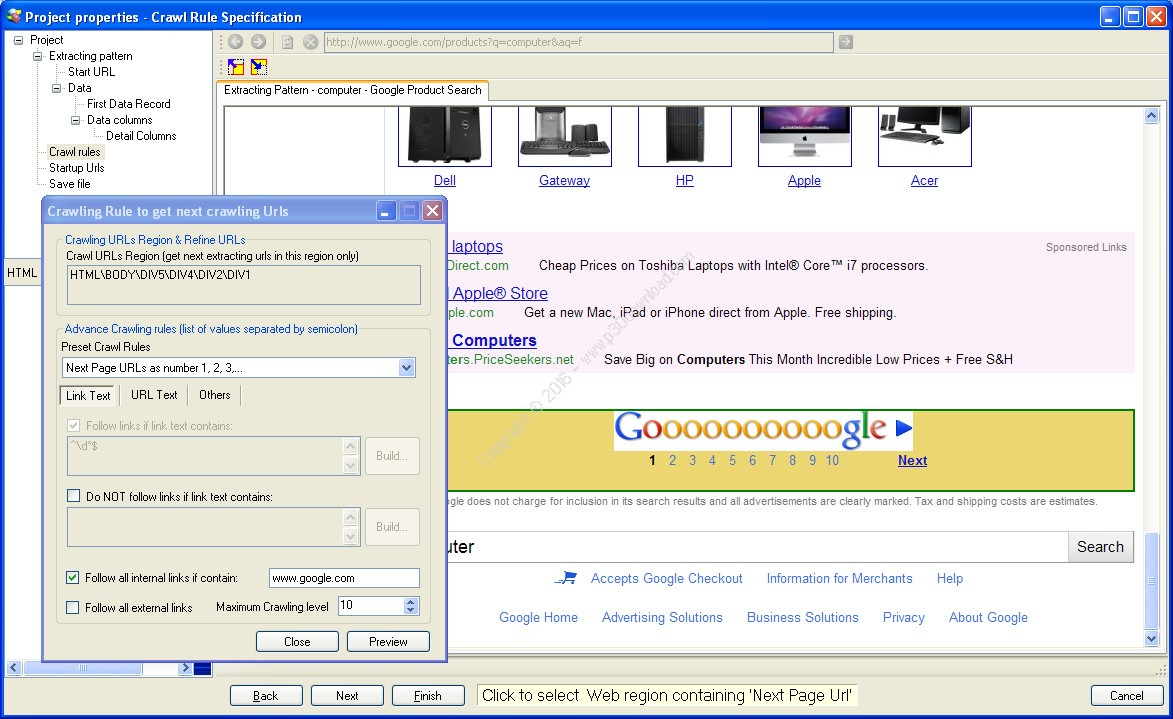 Download latest Software: Download Easy Web Extract v3 2 8