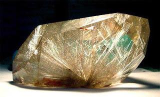 Piedras Mágicas: Rutilo