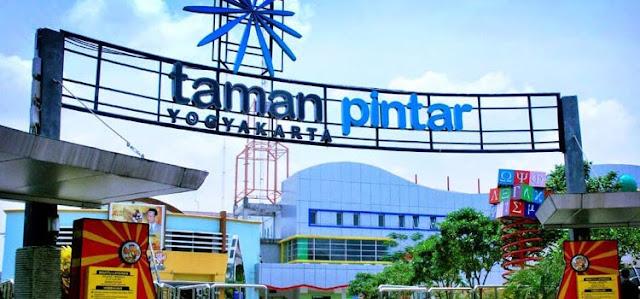 Tiket Masuk, Lokasi, dan Fasilitas Taman Pintar Yogyakarta