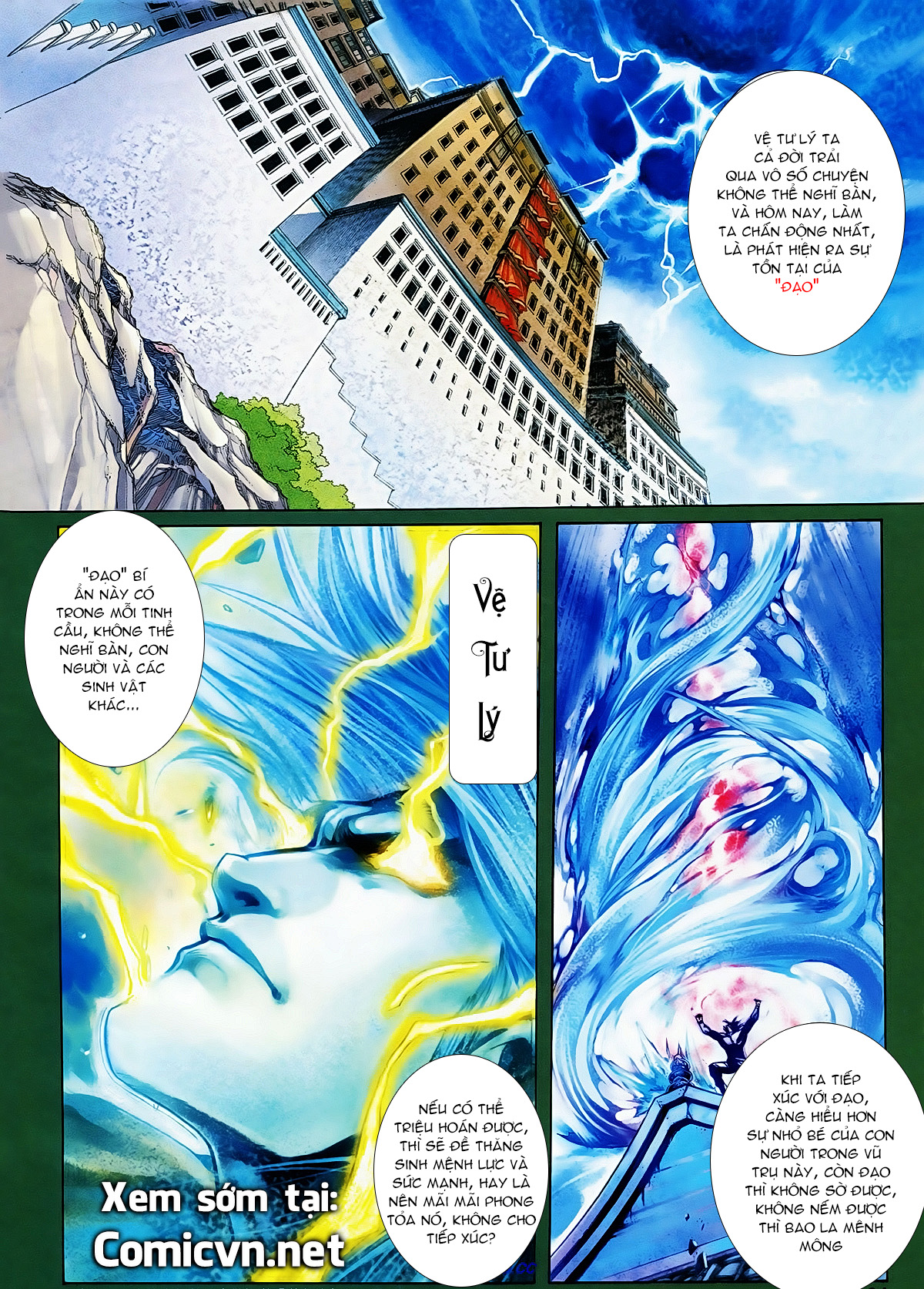 Bạch Phát Quỷ chap 7 - Trang 35