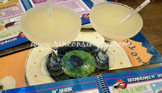 bebidas mexicanas sin gluten en madrid