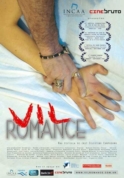 VER ONLINE PELICULA Vil romance - Pelicula - Argentina - 2008
