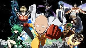 One-Punch Man Temporada 01 Capitulo 05 - El maestro supremo