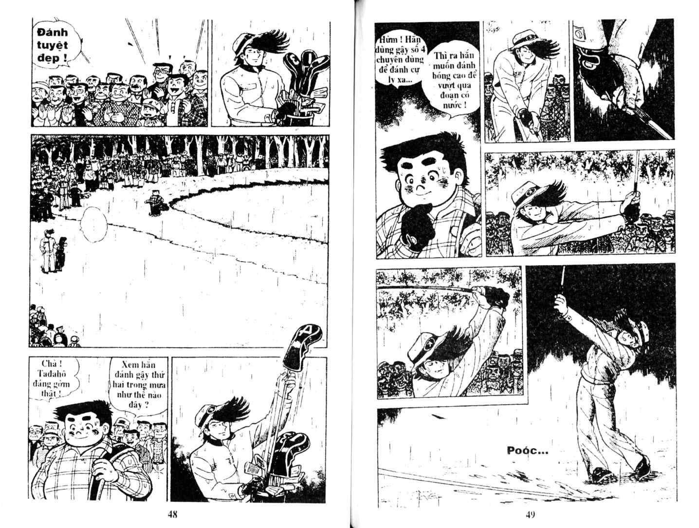 Ashita Tenki ni Naare chapter 9 trang 23