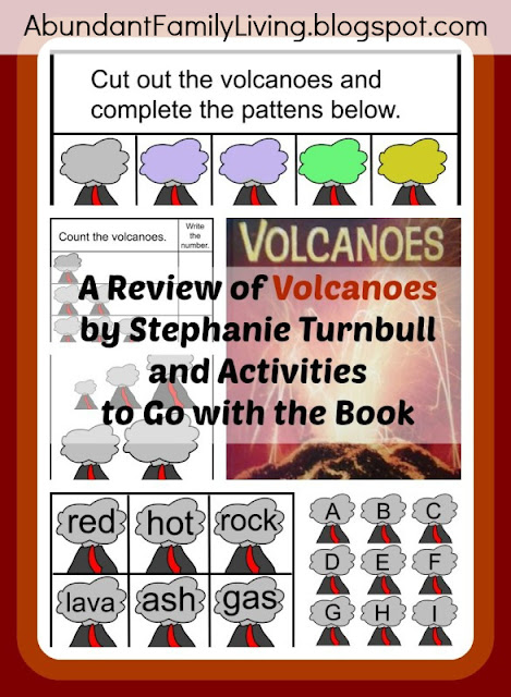 Volcanoes by Stephanie Turnbull