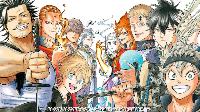 Black Clover Filler List