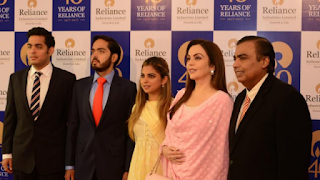 Spotlight : Ambani Family Tops Forbes List Of Asia's Richest Families