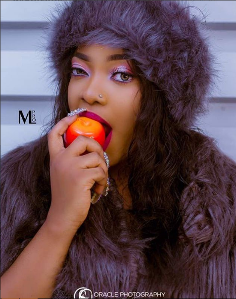 Tayo Sobola marks birthday with sultry photos