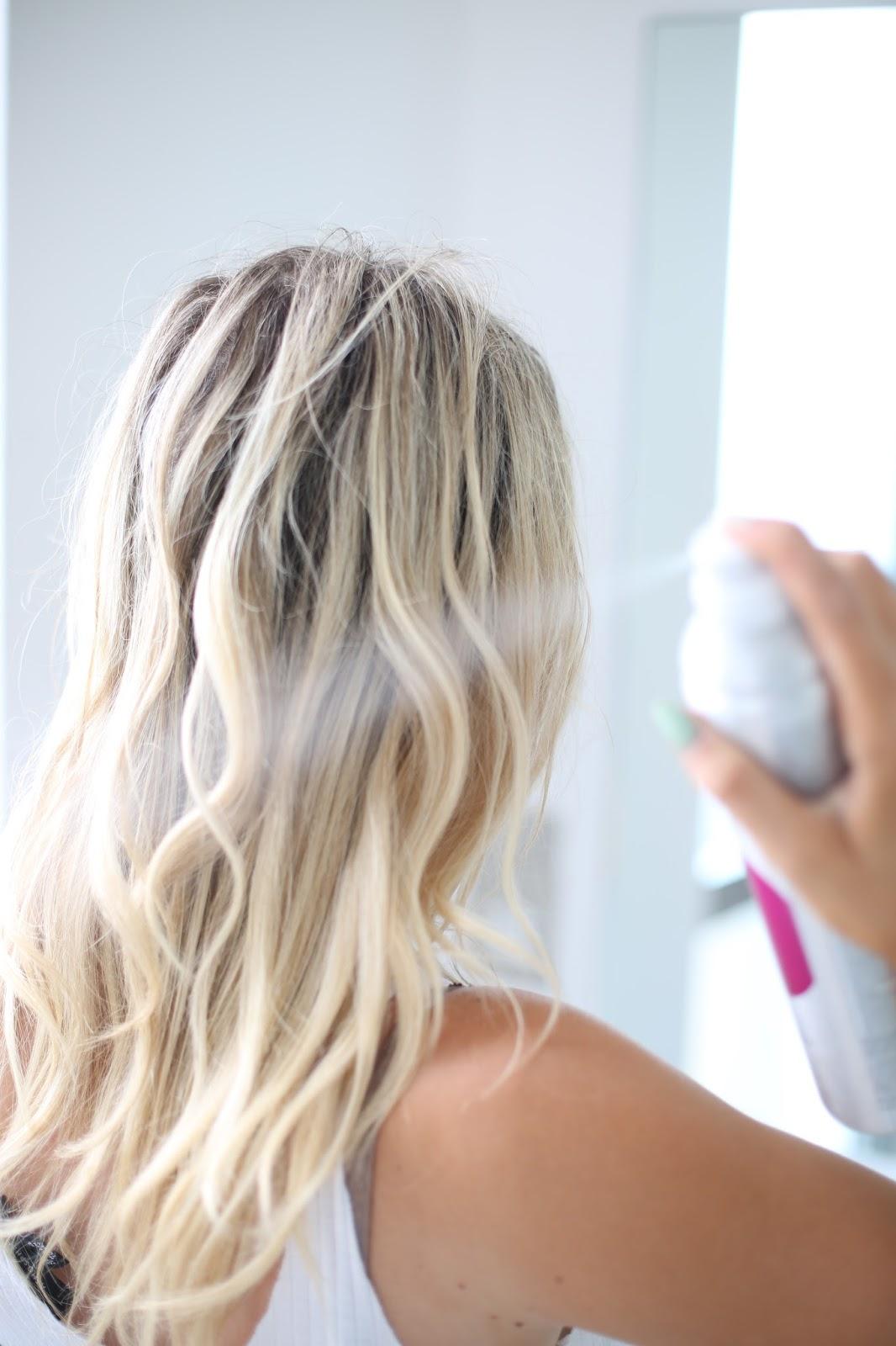bedhead tigi hair spray