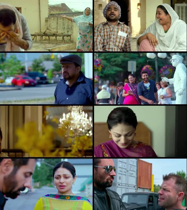 Channo Kamli Yaar Di 2016 Punjabi 720p HDRip