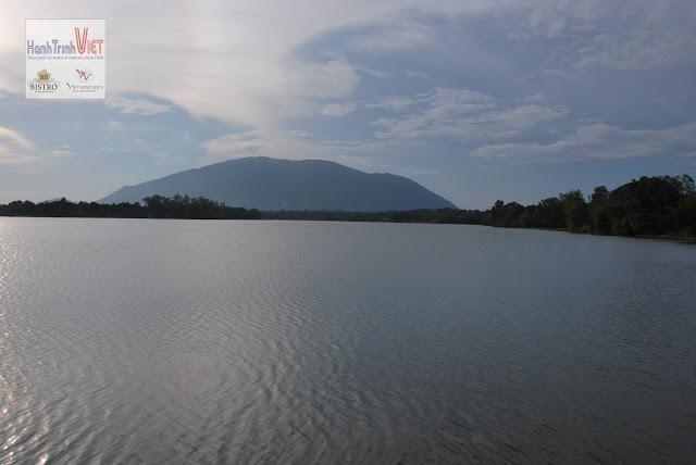 Tham quan Hồ Núi Le, Xuân Lộc, Đồng Nai