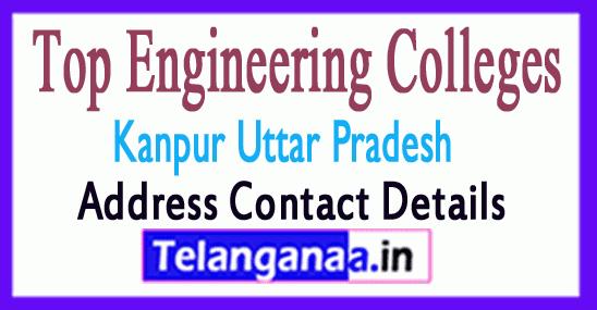 Top Engineering Colleges in Kanpur Uttar Pradesh