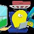 Nju mobile z gadżetem na lato (Powerbank z głośnikami, pendrive 32 GB, pendrive 8 GB)