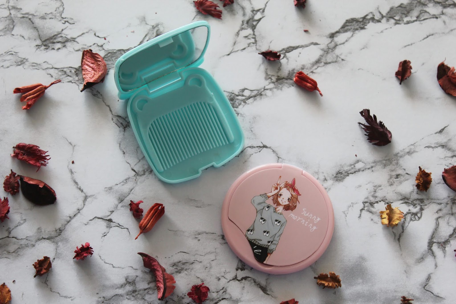 Eco Shop Compact Mirror