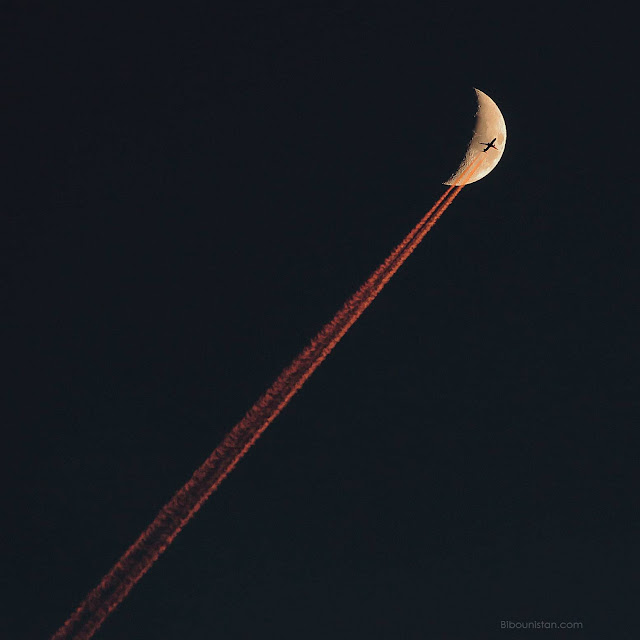 NASA selecciona imagen con una increíble perspectiva de la Luna