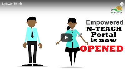 Npower Teach Volunteer Program | Registration & Login Assessment Test Portal