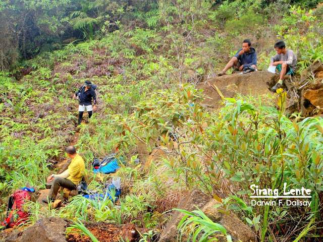 Mt. Mantalingajan Trail