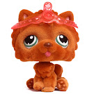 Littlest Pet Shop Portable Pets Chow Chow (#332) Pet
