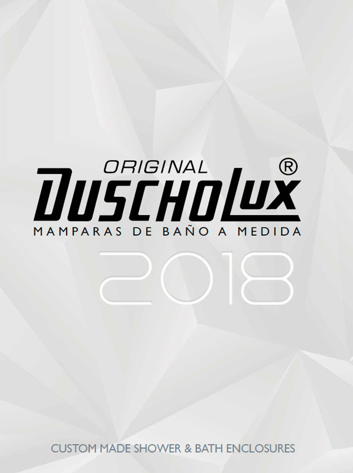 Mamparas De Bano Duscholux.Duscholux Iberica S A Mamparas De Bano A Medida Nuevo Catalogo