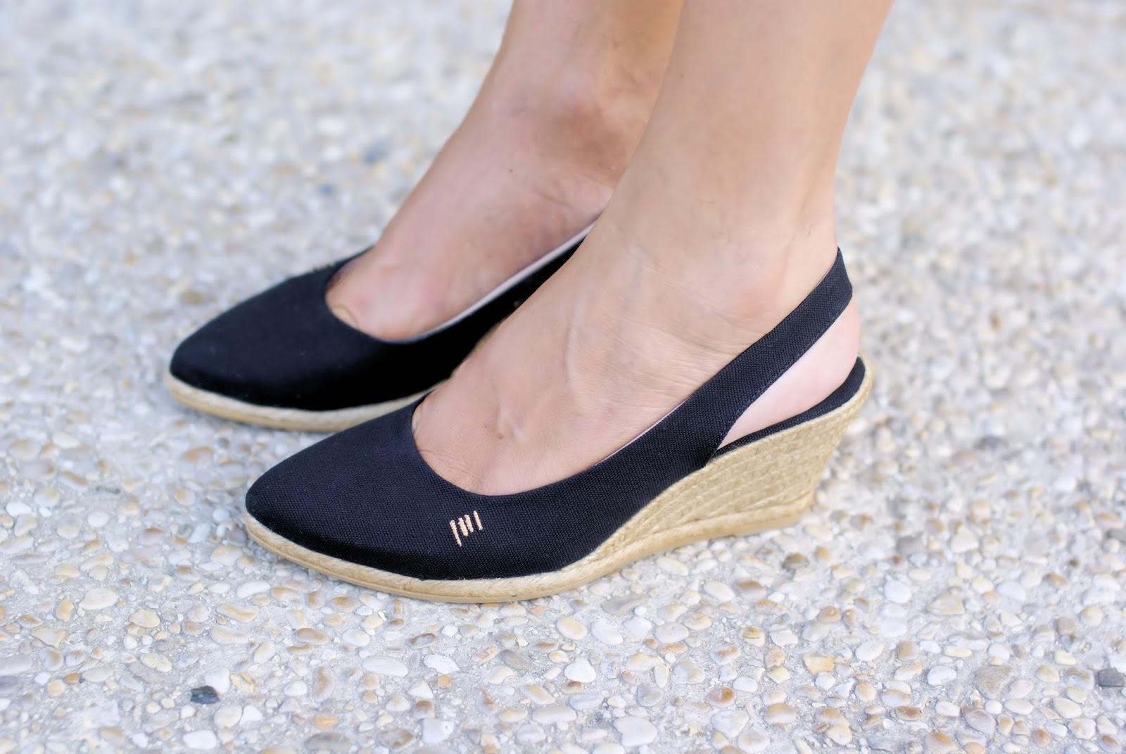 Viscata wedge Lloret espadrillas on Fashion and Cookies fashion blog, fashion blogger