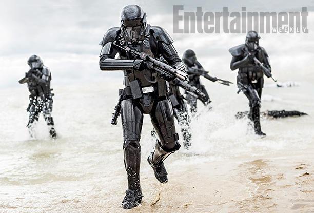 Ya hay fecha para el nuevo tráiler de 'Rogue One: una historia de Star Wars'