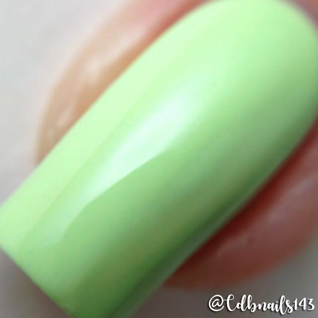 Bad Bitch Polish-Pickup Lime