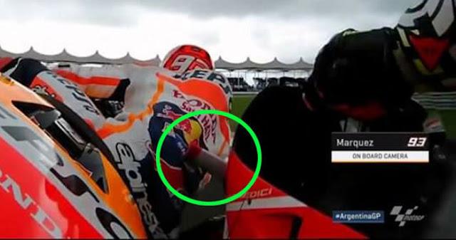 Larangan Winglet Pada MotoGP 2017