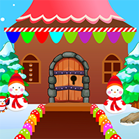 AVMGames Christmas House Escape