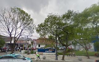 Lokasi ATM Mandiri Setor Tunai [CDM] di BANDUNG