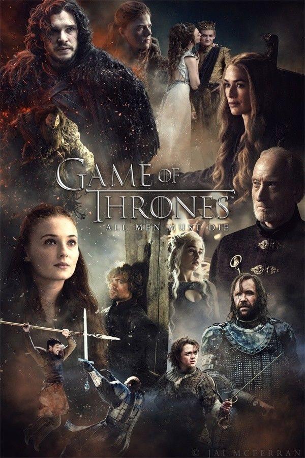 Game of Thrones (2019) S04E01 Dual Audio Hindi 200MB HDRip 480p ESubs
