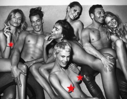 Las nuevas imágenes provocativas de Irina Shayk en las redes sociales