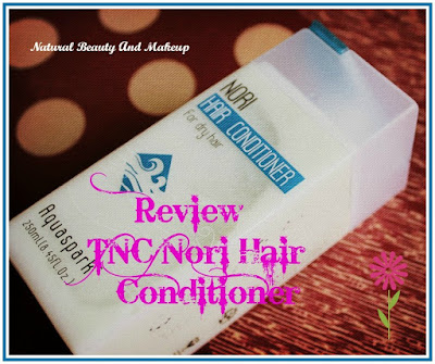 The Nature's Co Nori Hair conditioner