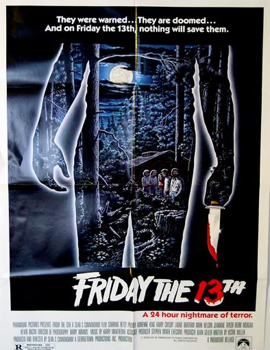 Ver Viernes 13 Friday The 13th 1980 Online Peliculas Online Gratis