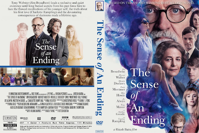 The Sense Of An Ending DVD Cover