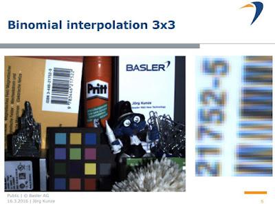 Basler%2BDemosaic-3 Basler Improves on Demosaicing Algorithms Technology