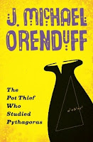 The Pot Thief Who Studied Pythagoras - J Michael Orenduff