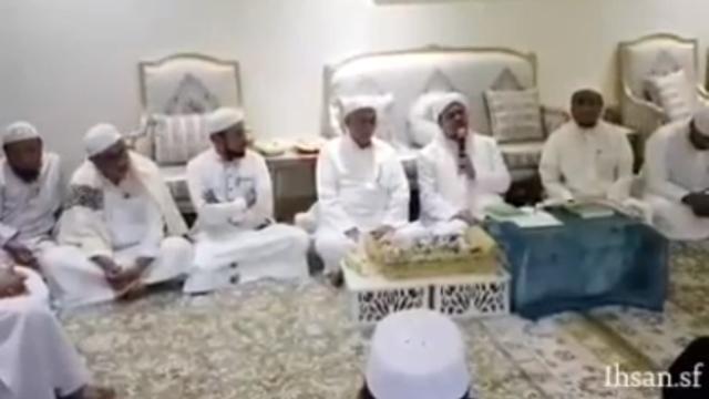 Video Terbaru Habib Rizieq: Rezim ingin membungkam saya!