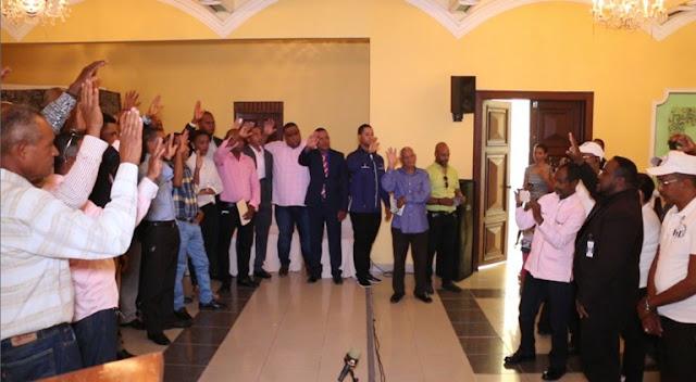 Juramenta en San Juan de la Maguana, nueva Asociación de Mecánicos y Afines (ASODOMYA)